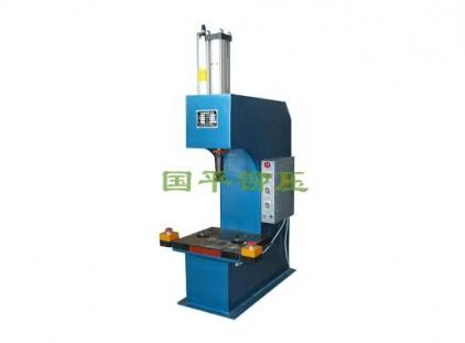 单柱台式增压机