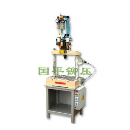 双柱式气液增压机